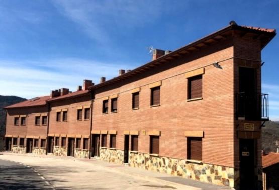 Mi encuentro con Apartamentos Puente la Yedra Navarrevisca